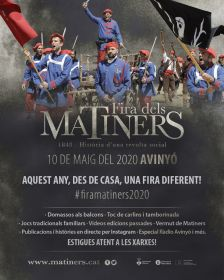 Cartell Matiners 2020